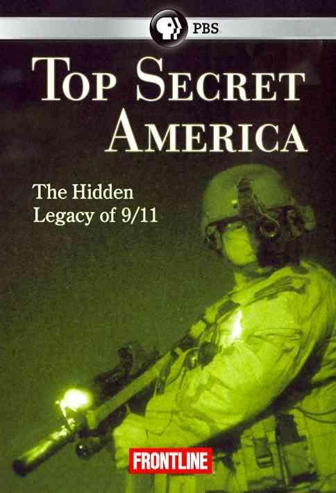 FRONTLINE:TOP SECRET AMERICA BY FRONTLINE (DVD)
